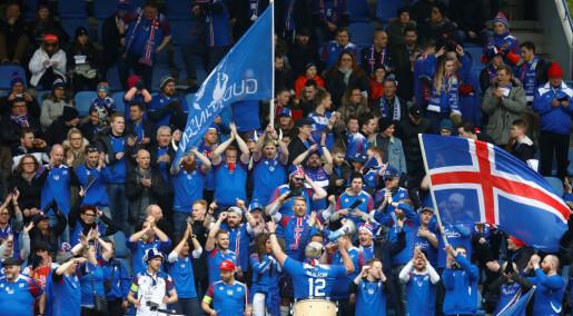 Nett-TV: Fotball-VM: Derfor bør nordmenn heie på Island