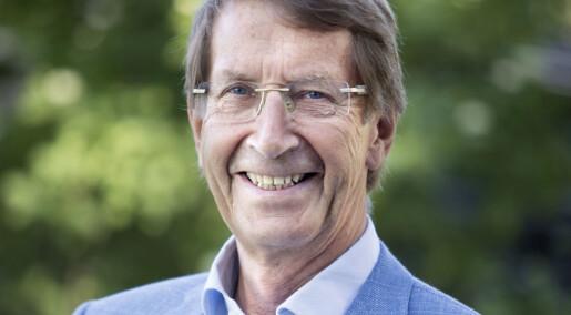 Stein Evensen er ny leder for Nasjonalforeningen for folkehelsen