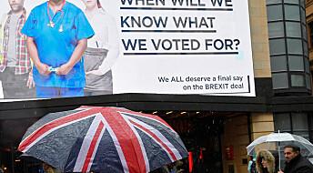 – Vanskelig å tro at en norsk EØS-løsning vil fungere for britene