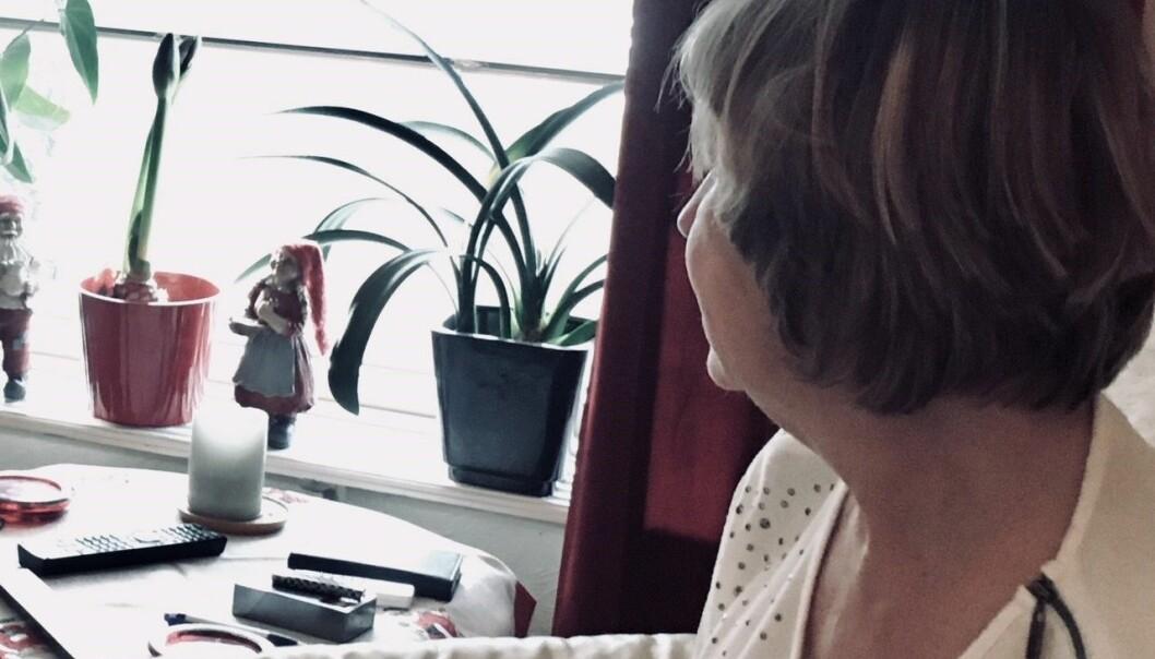 21 kvinner fjernet bryster eller eggstokker som følge av gentester ved OUS. Gjennomføring av disse gentestene var medisinsk uforsvarlig, konkluderer fylkesmannen i Oslo og Akershus i tilsynssaken. - Forskerne som sto bak feiltolkingen, burde ikke få lov til å forske mer, sier Karin fra Drammen, som ble lemlestet som følge av feiltolking.  (Foto: Anne Lise Stranden/forskning.no)