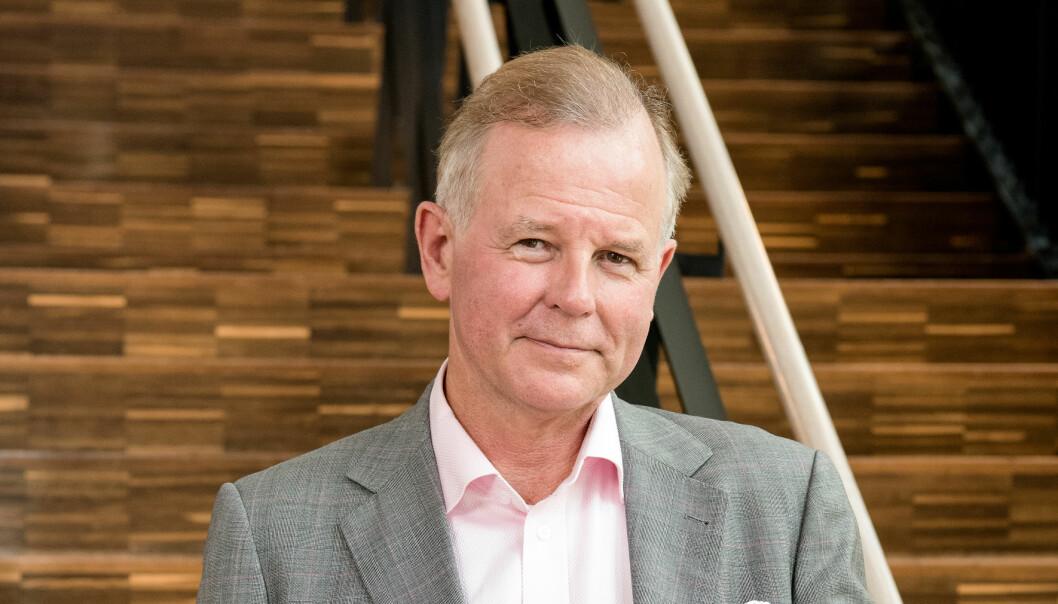 –Jeg er både overrasket og skuffet over tidsskriftets respons, skriver Ole Petter Ottersen, rektor ved Karolinska Institutet. (Foto: Erik Cronberg / Karolinska Institutet)