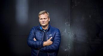 Politihøgskolens formidlingspris til Ivar Fahsing