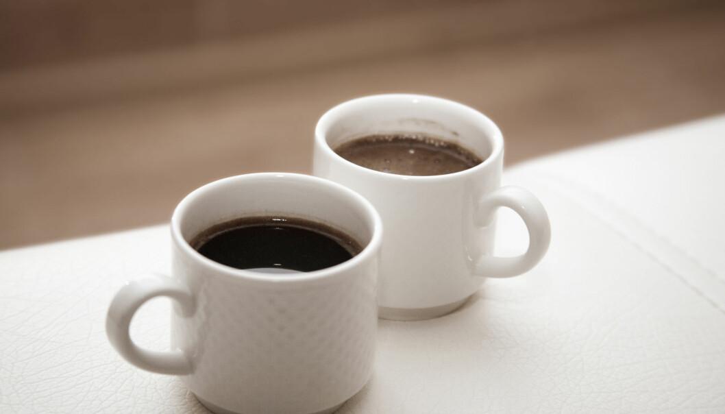 Amerikanske forskere har prøvd å finne ut hvordan en kopp kaffe påvirker vår opplevelse av møter og gruppediskusjoner. (Foto: Aless / Shutterstock / NTB scanpix)