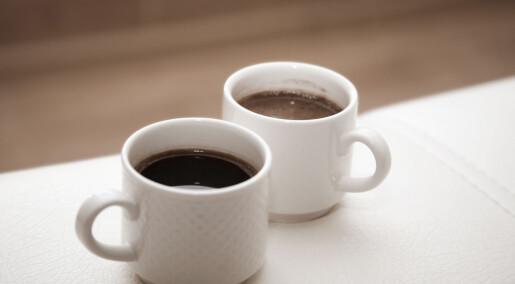 Kaffedrikkere var mer positive til egen og andres innsats på møter