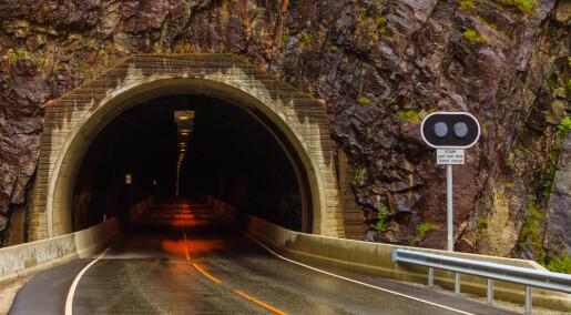 Store mengder kjemikalier på avveie langs norske veier