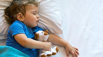 Forskere puttet sovende toåringer inn i MR-maskin for å se på minnene deres