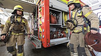 Derfor blir ikke brannmenn utbrent