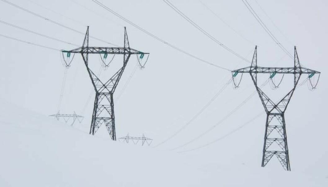 I fremtiden kan vi komme til å trenge mindre elektrisitet til oppvarming om vinteren, men mer til å avkjøle luften om sommeren.  (Foto: Ellen Viste)