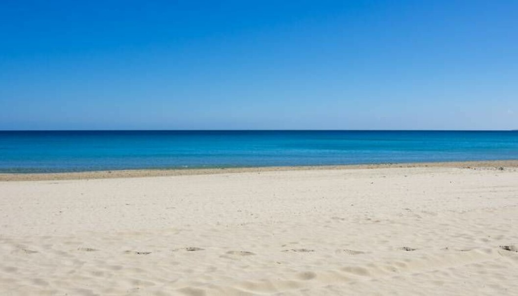 Sahara flytter nordover: I en to grader varmere verden er det større sannsynlighet for at Middelhavsområdet opplever ekstrem tørke.  (Foto: Colourbox)