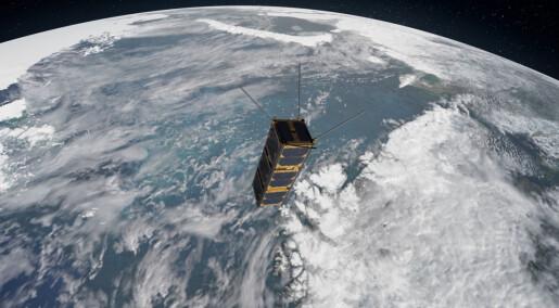 Norske småsatellitter skal oppdage giftige alger