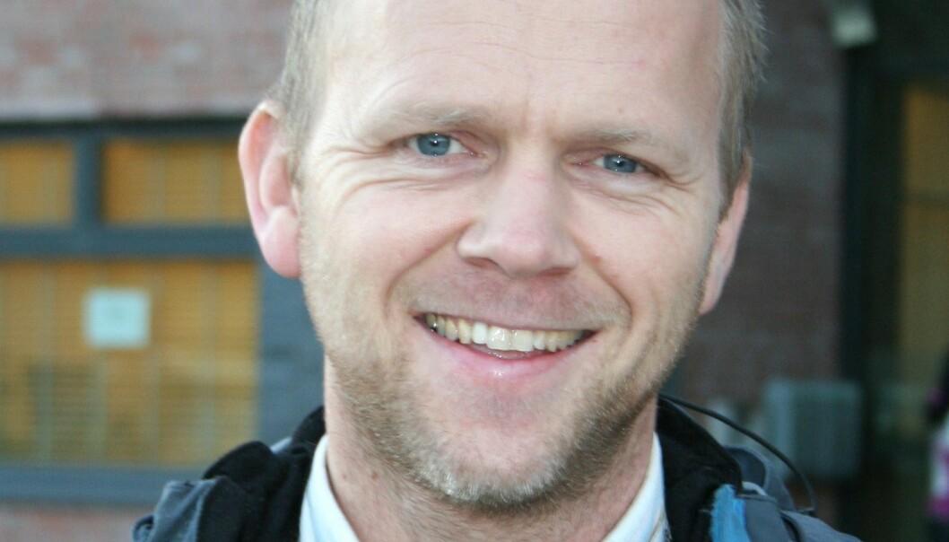 Ottar M. Michaelsen (Foto: Kristina Nilsen)