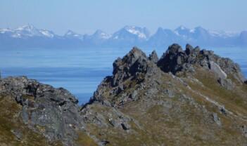 Hvordan er fjellene våre dannet?