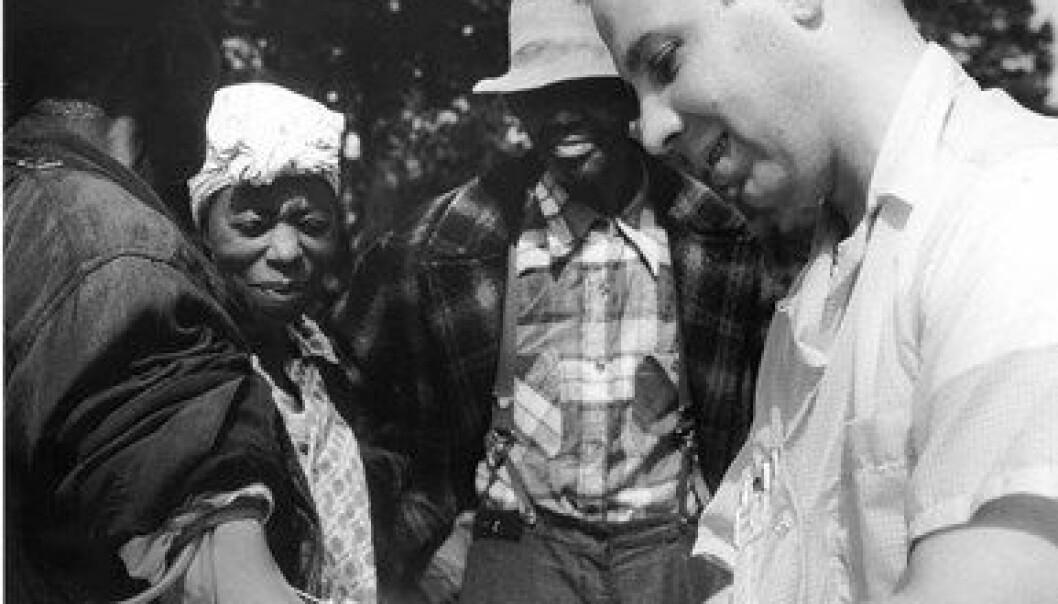 Forskere lot 399 fattige, svarte amerikanere gå ubehandlet for syfilis i det såkalte Tuskegee-prosjektet (1932). (Foto: National Archives Atlanta, GA/Wikimedia commons)