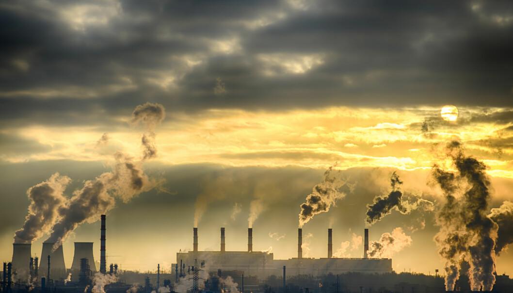 – Ved å innføre ambisiøs klimapolitikk kan det i prinsippet være mulig å få ned utslippene uten at den økonomiske veksten blir negativ. Det kan være at veksten blir svakere, men må ikke nødvendigvis gå ned, sier samfunnsøkonom. (Illustrasjonsfoto: Shutterstock / NTB Scanpix)