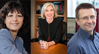 CRISPR-oppfinnerne får Kavliprisen