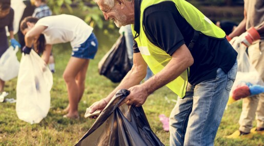 Norsk frivillighet har endret seg