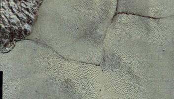 Forskere med ny teori om ørkenlandskapet på Pluto