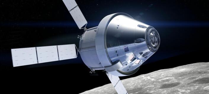 Russisk kosmonaut til Månen med amerikansk romkapsel?
