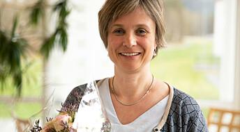Inger-Lisa Møen blir førstelektor i musikk ved NLA