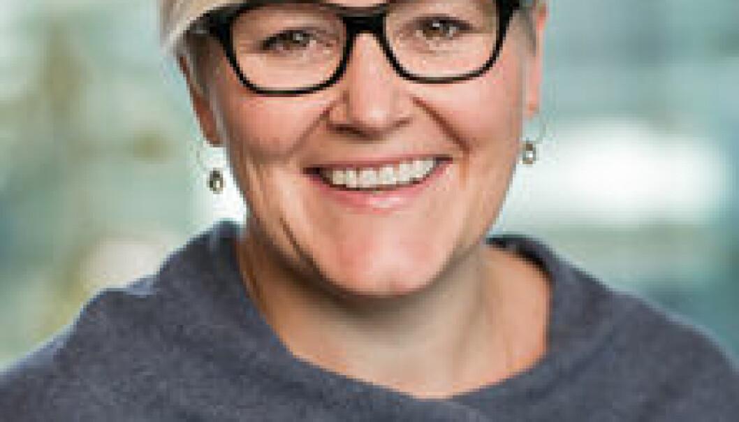 Riche Vestby er styreleder hos Ruralis. (Foto: Moment studio)