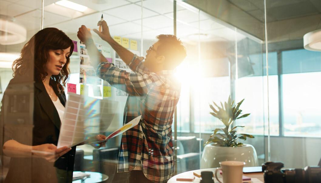 Bevisstløse ledere er vanskelige å snu. – De har en sterk opplevelse av at det de gjør er riktig. Naturligvis er det vanskelig å gi slipp da, sier forsker. (Foto: Shutterstock / NTB Scanpix)