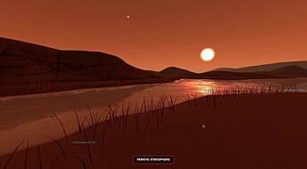 Her kan du besøke fremmede planeter