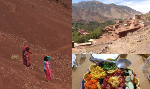 Tilbake i Marokko etter 40 år: Hvordan går det med kvinnene?