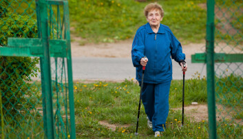 Smarte grep gir vellukka rehabilitering av eldre