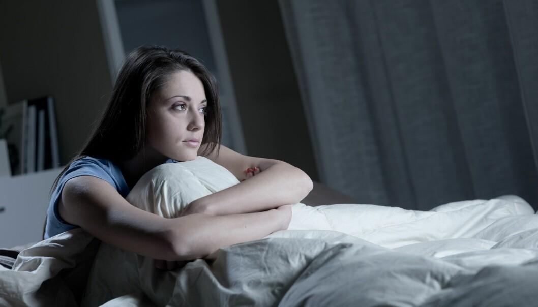 Kluss i døgnrytmen henger sammen med alvorlig depresjon