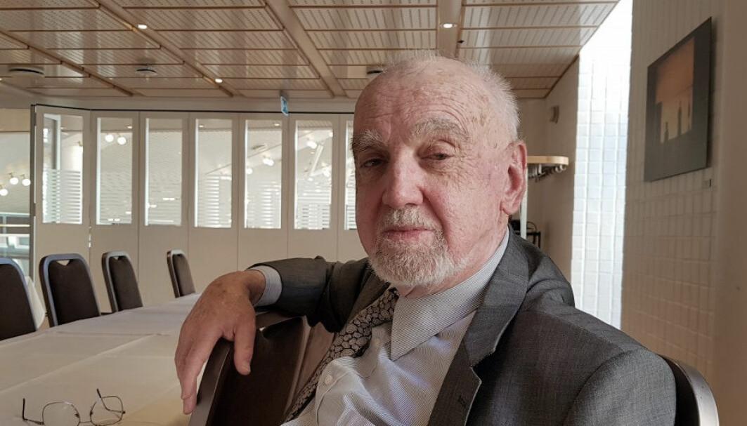 Robert Langlands var ikke opptatt av matematikk som barn. Nå fikk han Abelprisen i matematikk, men kan ikke selv forklare sitt arbeid på en enkel måte.