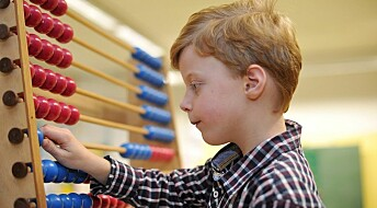 Finsk metode hjelper norske førsteklassinger som sliter med tall