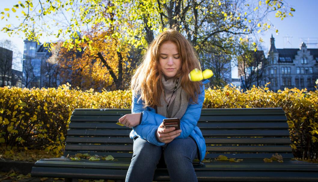 Tenåringsjenter som bruker hormonprevensjon, har forhøyet risiko for også å bruke medisiner mot psykiske lidelser, viser studie.  (Foto: Mia Oshiro Junge/NTB scanpix)