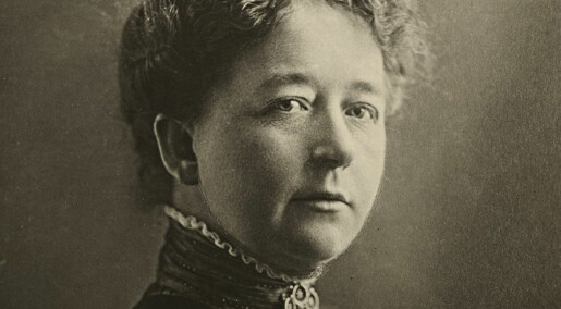 Norges første kvinnelige professor studerte rasehygiene