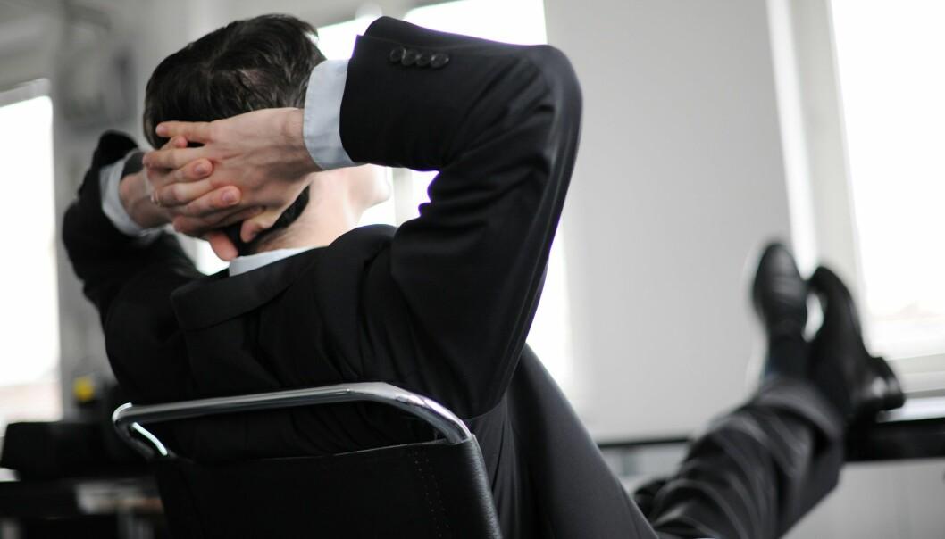 Hyppige pauser gjør deg mer produktiv, viser dansk forskning. (Foto: Frank May, NTB scanpix)