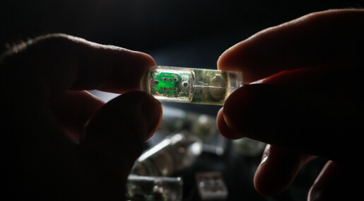 Med denne «pillen» kan legen se sykdom inne i kroppen