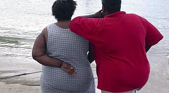 Antallet ekstremt overvektige verden over vil øke kraftig