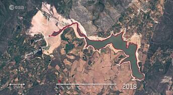 Informasjon fra satellitter skal sikre nok drikkevann