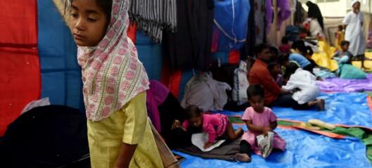 Samtaler på tvers av religioner kan dempe konflikten i Myanmar