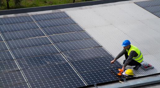 Robotøyne gjør solcelleproduksjonen mer effektiv