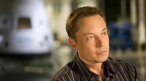 Elon Musks ville idé: Vi lever i en simulering