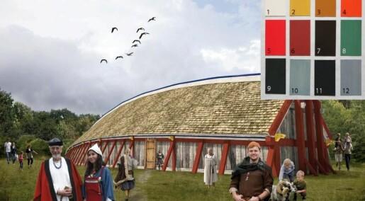 Nå kan du male huset ditt i viking-farger