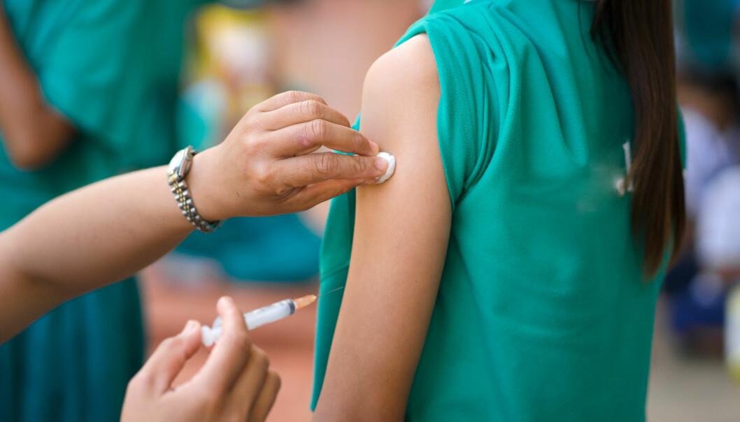 HPV-vaksinen virker best hvis den blir tatt tidlig, slik at de som får den, ikke er smittet med viruset fra før.   (Foto: CNK02 / Shutterstock / NTB scanpix)