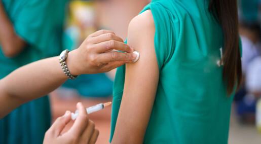 HPV-vaksinene virker og er ikke farlige