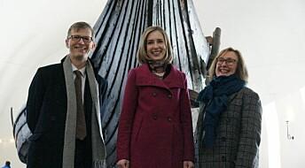 Ingen pengar til sikringsprosjektet til Vikingtidsmuseet