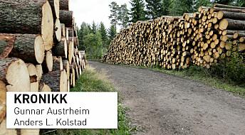 Kronikk: Vi behøver et mer bærekraftig jord- og skogbruk i Norge