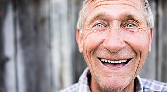 Hvorfor har eldre menn fått så god helse?