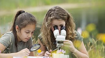 Elever bør lære seg å tenke kritisk om miljø