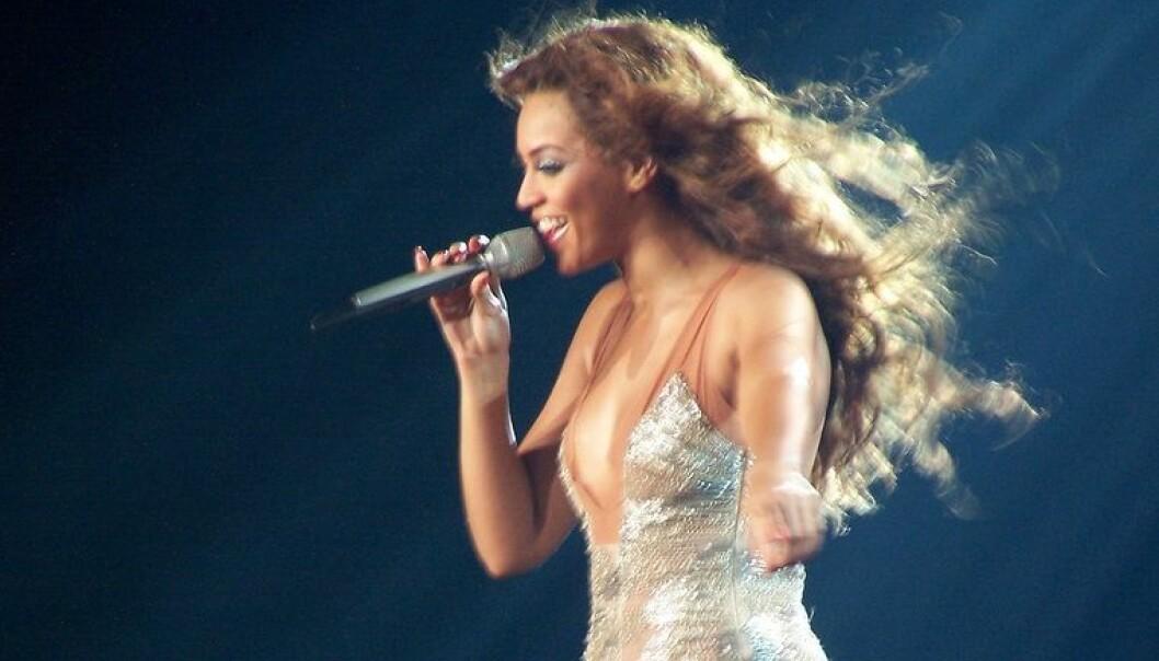 Klegg med vakker rumpe oppkalt etter Beyoncé