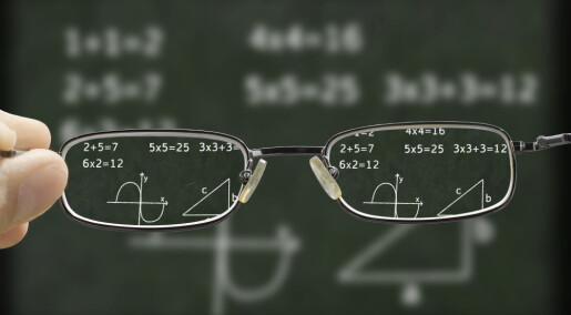Svaksynte barn fikk bedre mattekarakterer med gratis briller