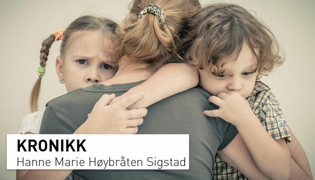 - Mødrene gjorde imidlertid en formidabel innsats for å sikre at barna deres fikk gode og varige vennskapsrelasjoner, skriver kronikkforfatteren. (Foto: Shutterstock / NTB scanpix)